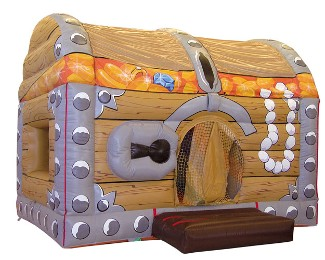 Bouncy Tresure Box,softplaycompany.co.uk
