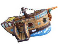 Moving pirate ship,softplaycompany.co.uk