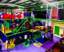 large play centre 80x50 from 60,000