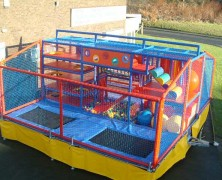play and bounce trailer