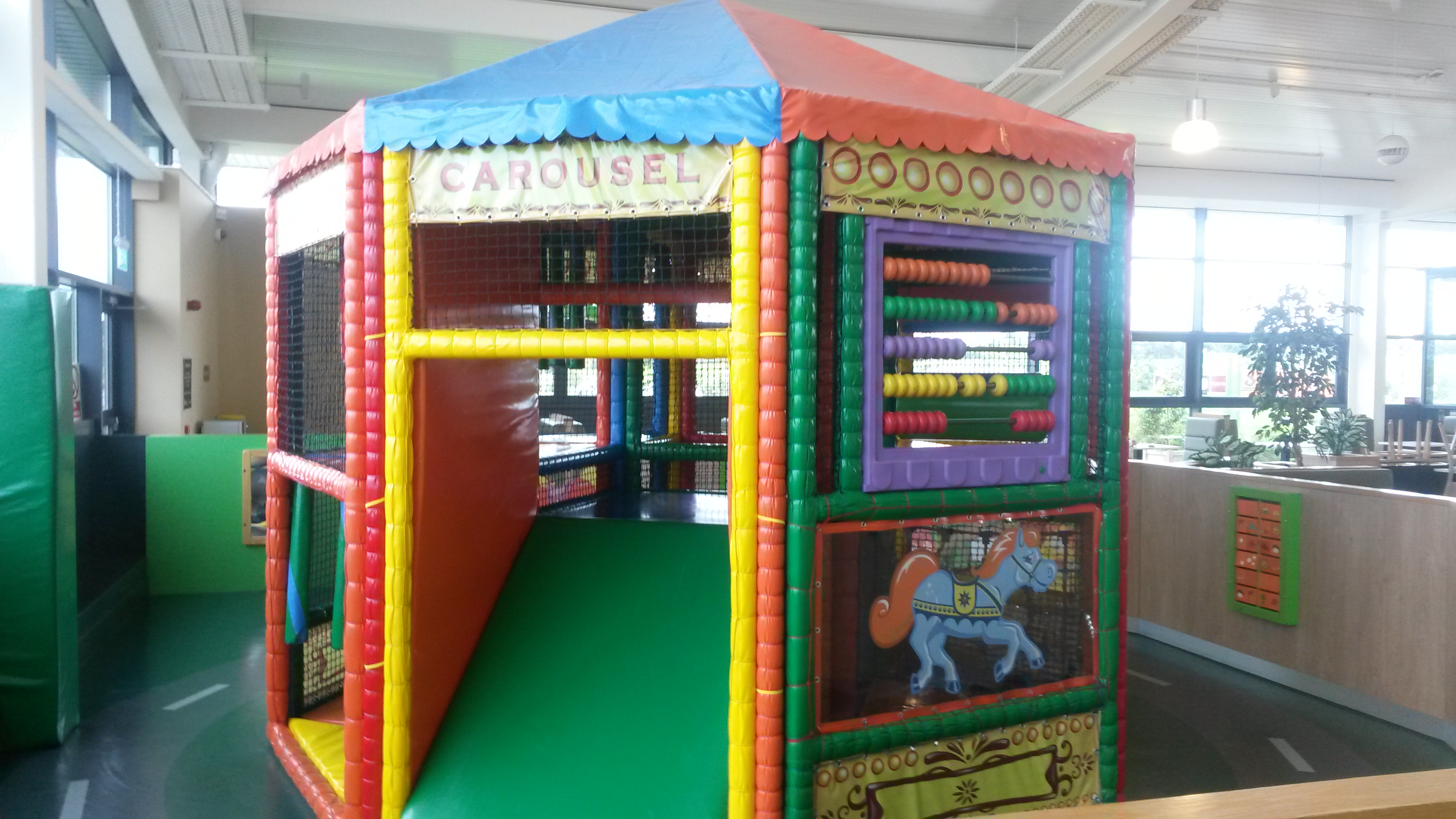 Soft play equipment indoor play equipment for Inside play areas