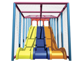wave slide ,softplaycompany.co.uk